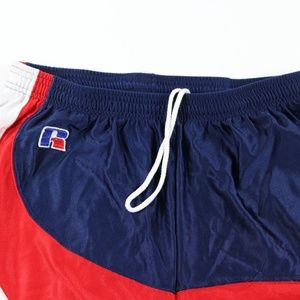 Russell Athletic Shorts - Vtg 90s Russell Mens Large Clemson Tigers Shorts